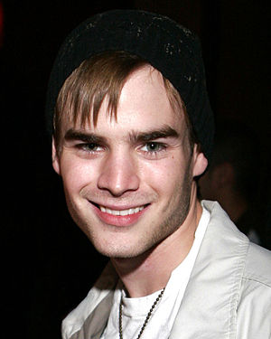 David Gallagher - David Gallagher in January 2007