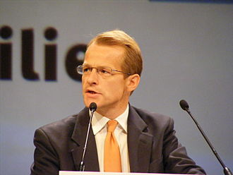 David Laws - Laws at the Autumn Liberal Democrat Conference in 2008