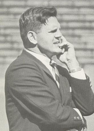 Dave Hart - Hart from The 1967 Owl, Pittsburgh yearbook