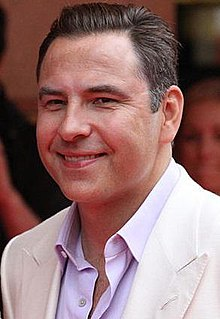 David Walliams English comedian, writer and actor