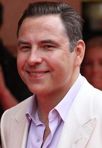 David Walliams - Walliams at the premiere for Pudsey the Dog: The Movie in 2012