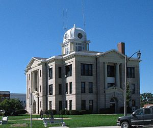 Daviess County Courthouse in Gallatin