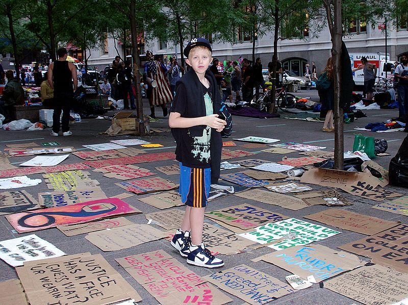 File:Day 9 Occupy Wall Street September 25 2011 Shankbone 27.JPG