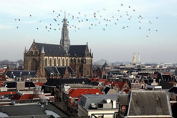 De Grote of St. Bavokerk te Haarlem.jpg