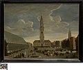 De Markt in Brugge, circa 1681 - circa 1700, Groeningemuseum, 0040761000.jpg