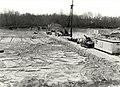 De bouw van sportcompex Tetterode aan de Tetterodeweg 15 te Overveen. Geschonken in 1986 door United Photos de Boer bv. Identificatienummer 54-015729, NL-HlmNHA 54015729.JPG