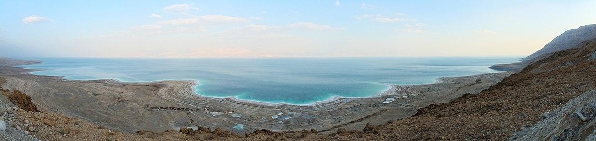 בריכות המלח של מפעלי ים המלח באגן הדרומי של ים המלח