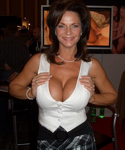 Mature pornstar Deauxma presents her awesome-looking big boobies № 597611 бесплатно