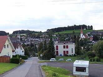 Degersheim - Image: Degersheim Kirchen