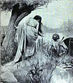 Deianeira and the dying centaur Nessus 1888.jpg
