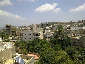 Deir Qanoun En Nahr - Deir Qanoun Al Naher, 2012