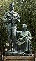Delio granchi, Monumento al partigiano di sesto fiorentino, 1949, 06.jpg