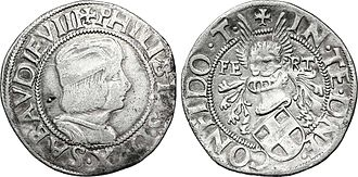 Philibert II, Duke of Savoy - Philibert II, duke of Savoy, 1500
