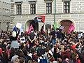 Demo Rücktritt Jetzt! - Heinz-Christian Strache Ibiza-Affäre 18. Mai 2019 10 (Wien).jpg