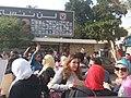 Demonstrations against Al Ahly SC , photo by Hatem Moushir 4.jpg