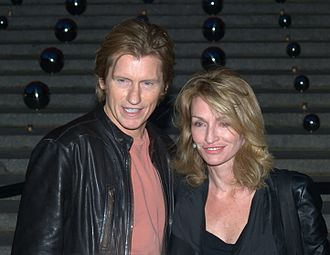 Denis Leary - Leary and his wife Ann Lembeck at the 2010 Tribeca Film Festival