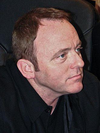 Prix Mystère de la critique - American Dennis Lehane, winner of the Prix Mystère de la critique in 2003