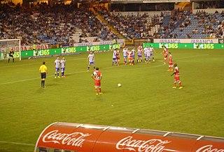 Partido disputado entre el Deportivo de La Coruña y el Rayo Vallecano. a1deb83aaf5ad