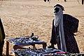 Deserto libico - Bancarelle anche nel deserto^^^^ - panoramio.jpg