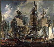 Desprez - Battle of Hogland