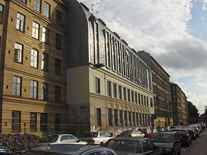 Møllegade - No. 26: Det Frie Gymnasium