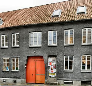 Jutland Art Academy - Image: Det jyske kunstakademi