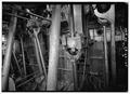 Detail of cranks. - Steam Tug HERCULES, Hyde Street Pier, San Francisco, San Francisco County, CA HAER CAL,38-SANFRA,201-25.tif