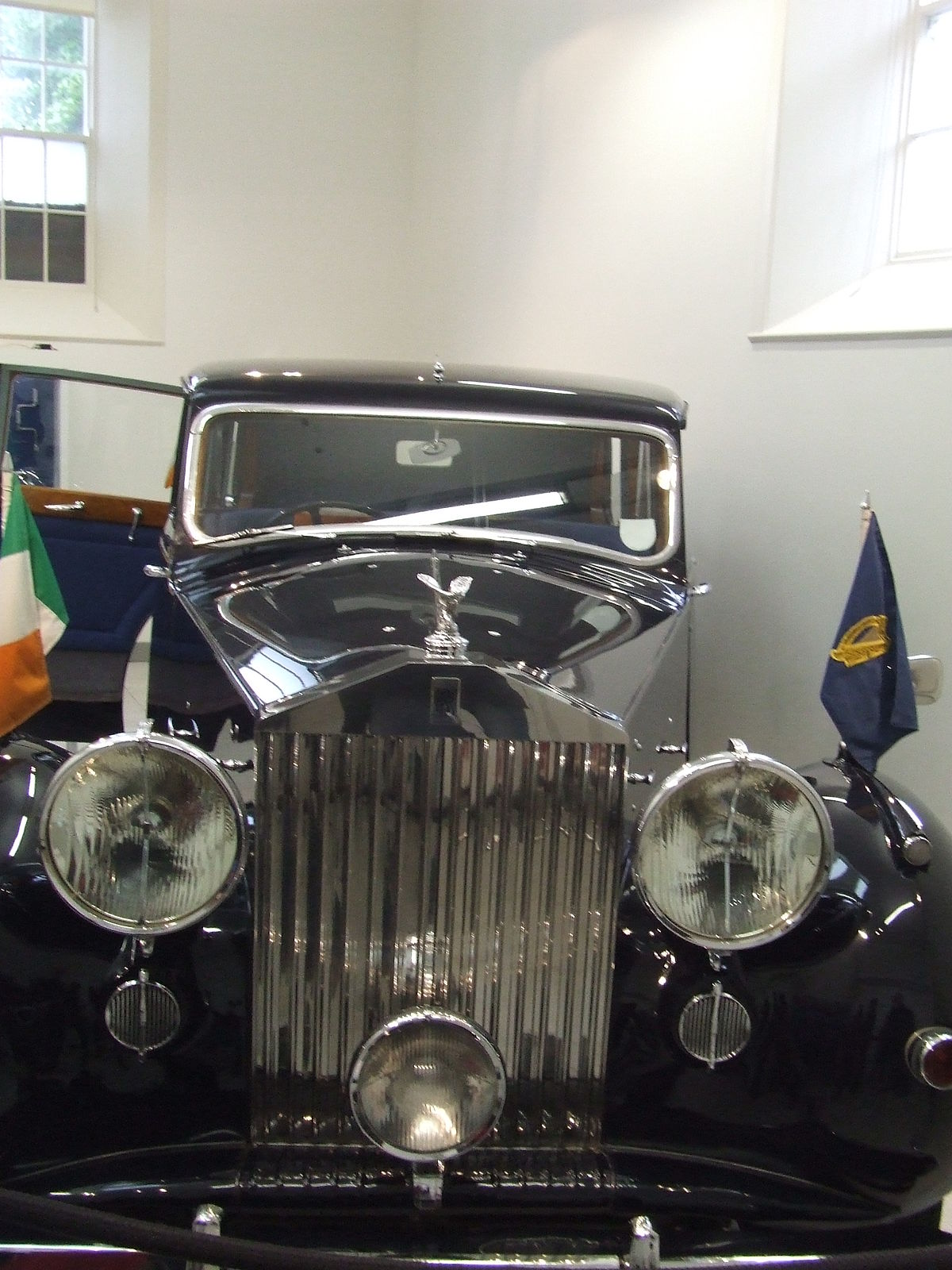 presidential state car ireland wikipedia. Black Bedroom Furniture Sets. Home Design Ideas