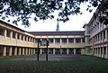 Devagiri College - Kozhikode, a view of the old basketball court.jpg