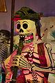 Dia de muertos Musician, flute player.jpg