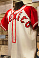 Diablos Rojos del Mexico jersey in Hall of Fame 2014.jpg