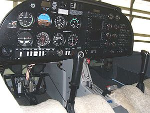Diamond DA20 - DA20-C1 Eclipse instrument panel
