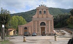 Dinami -  Mary's Catena Sanctuary