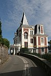 Villa Les Roches Brunes in Dinard