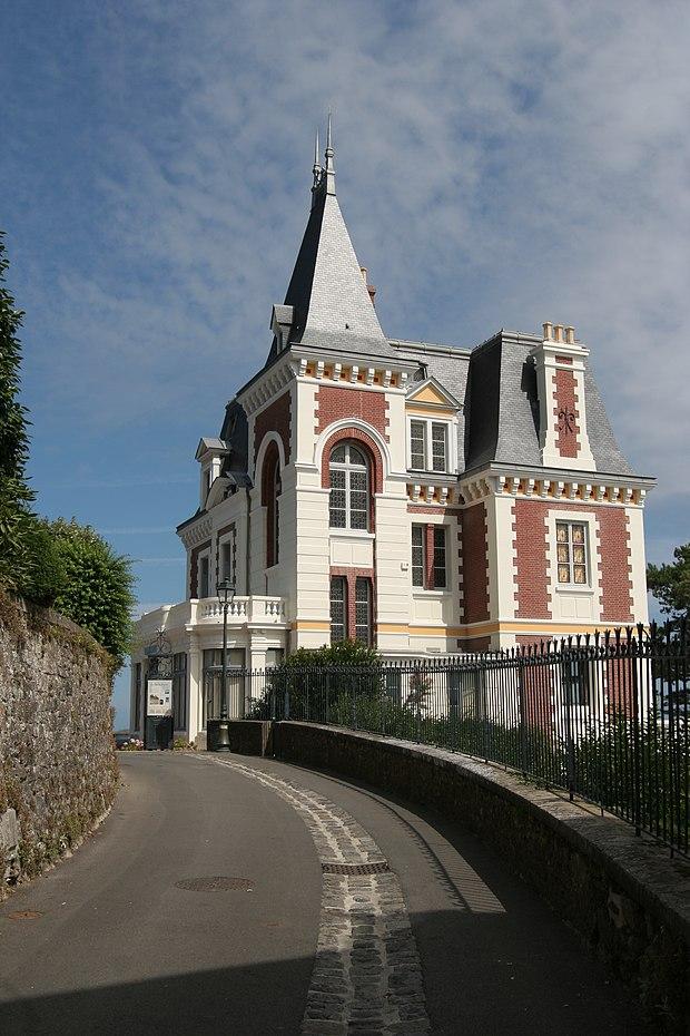 Monument historique à Dinard