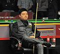 Ding Junhui at Snooker German Masters (Martin Rulsch) 2014-01-30 08.jpg