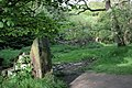 Disused Gate Post - geograph.org.uk - 440315.jpg