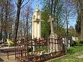 Dobra pod Łodzią - pomnik powstańców 1863.jpg