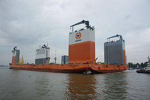 Dockwise Vanguard - Image: Dockwise 1