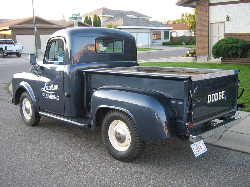 filedodge  series truck jpg wikimedia commons