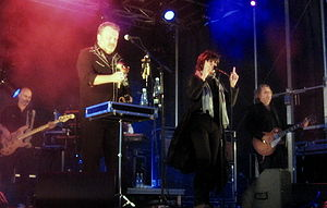 Dodo and the Dodos - Concert in Hirtshals, 2012