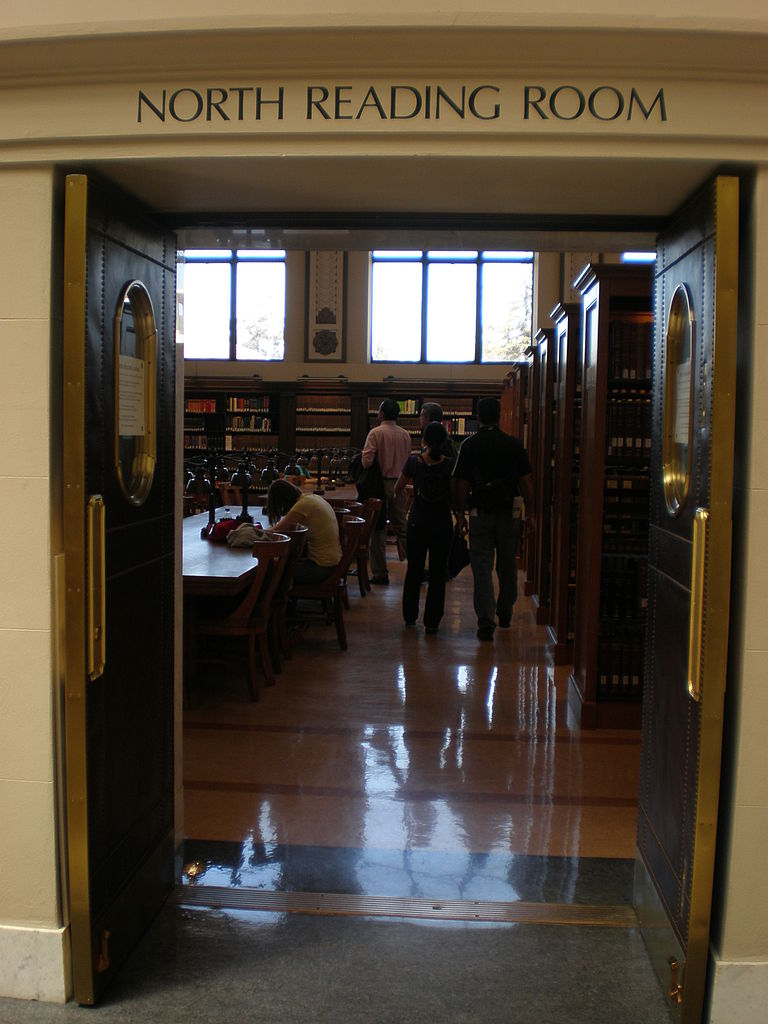 Doe Library Room Reservation