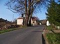 Dolní Lomnice, Lomnická, kaplička.jpg