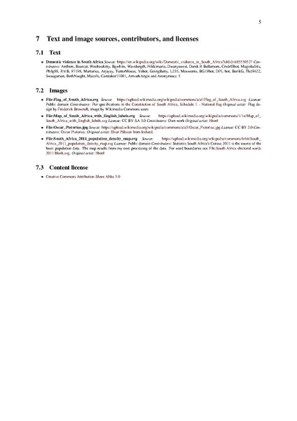 Paper conclusion generator