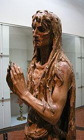 Maddalena penitente (Donatello) - Wikipedia