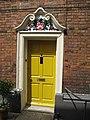 Door off Berkeley Court, Worcester - geograph.org.uk - 839737.jpg
