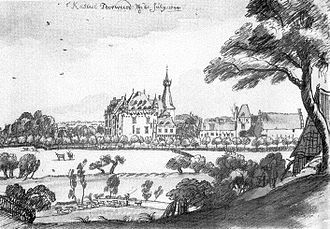 Doorwerth Castle - Kasteel Doorwerth (1744)