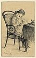 Drawing, Marian Sewing, 1883 (CH 18397305).jpg
