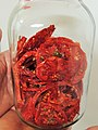 Dried tomatoes in conditioning jar.jpg