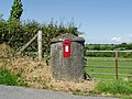 Drin Road letter box - geograph.org.uk - 1367274.jpg